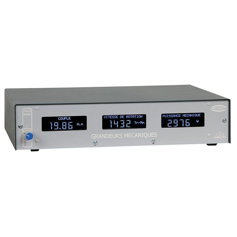 Measurement of mechanical quantities